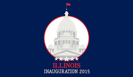 Illinois Inauguration 2015
