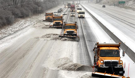Governor Quinn Announces Coordinated State Measures Being Taken as Winter Storm Approaches