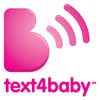 text4baby logo and link to website
