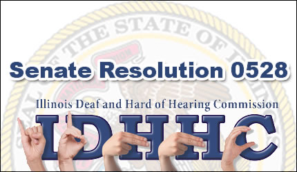 Information and Public Comments on Senate Resolution 0528