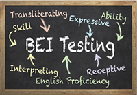 BEI Certification & Testing