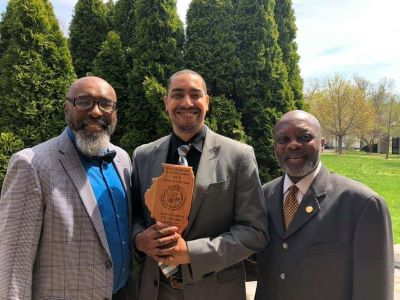 Jason Boulware - 2019 Volunteer of the Year