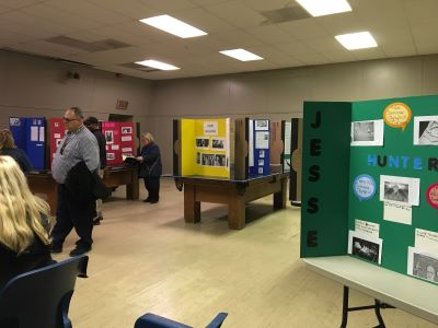 Black History Month Poster Fair