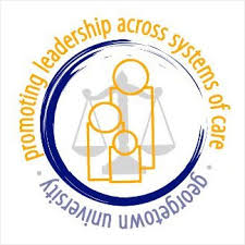 Promoting leadership across systems of care georgetown university logo