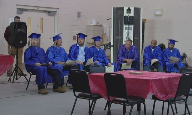 Inmates graduate from first welding program