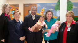 IDOC's Moms and Babies Program Celebrates 3rd Anniversary