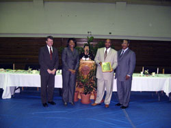 2010 Volunteer of the Year - Westside ATC