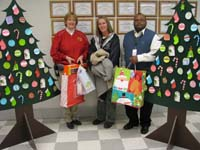 IDOC's spirit of giving