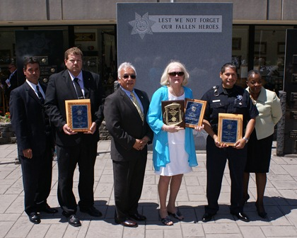 2012 CO of the Year Award Recipients
