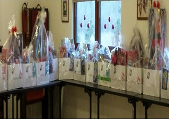 Sheridan Correctional Center employees make the holidays brighter for children in the community