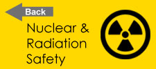 Return to Nuclear & Radiation Safety