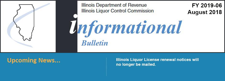 ILCC Renewals