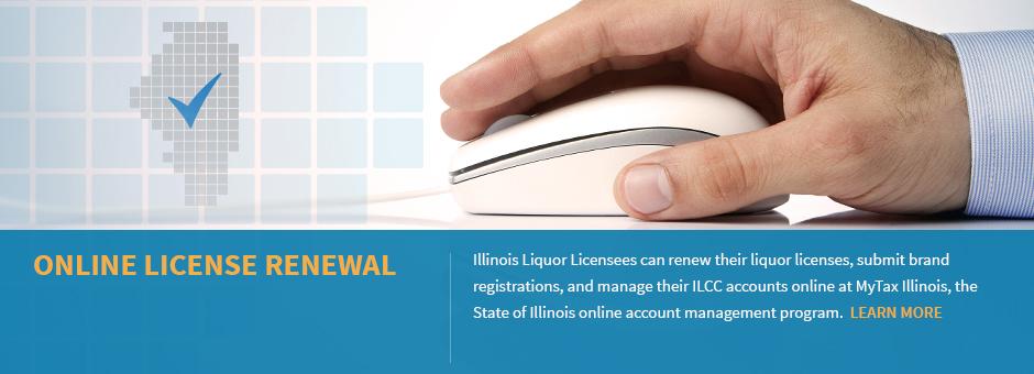 Online License Renewal