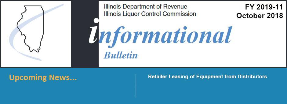 Retailer Leasing of Equipment from Distributors