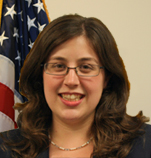 Fallon Opperman, Deputy Inspector General and Chief of Chicago Division