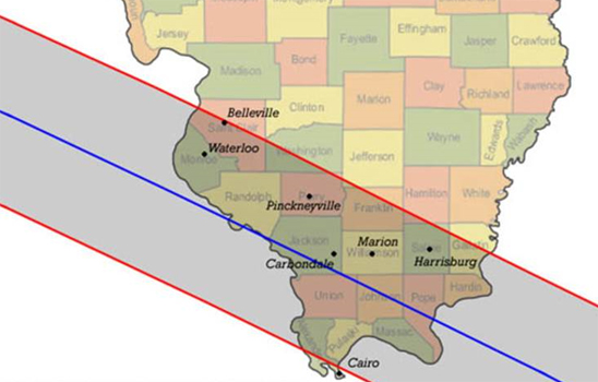 Illinois Prepares For Solar Eclipse Aug 21 Press Releases