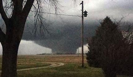 Taylorville Tornado