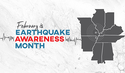 IEMA Encourages People to Prepare for Earthquakes