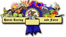 Illinois horse racing and Fairs Logo
