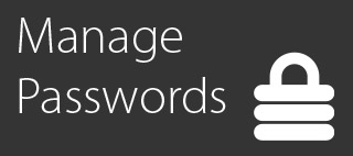Manage Passwords
