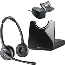 Plantronics CS520 with Handset Lifter