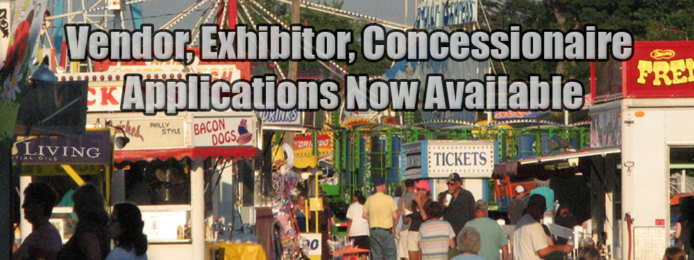 vendor and exhibitor applications now available