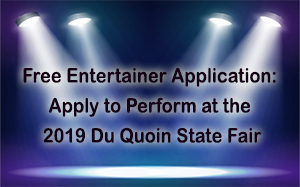 Performers wanted.  Click this link for an application