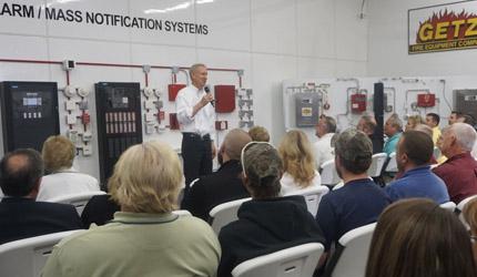 Governor Discusses Changes to Grow Illinois' Economy