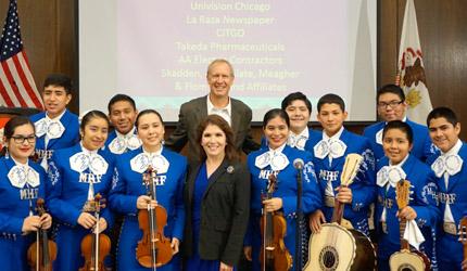 Governor Rauner Celebrates Hispanic Heritage Month