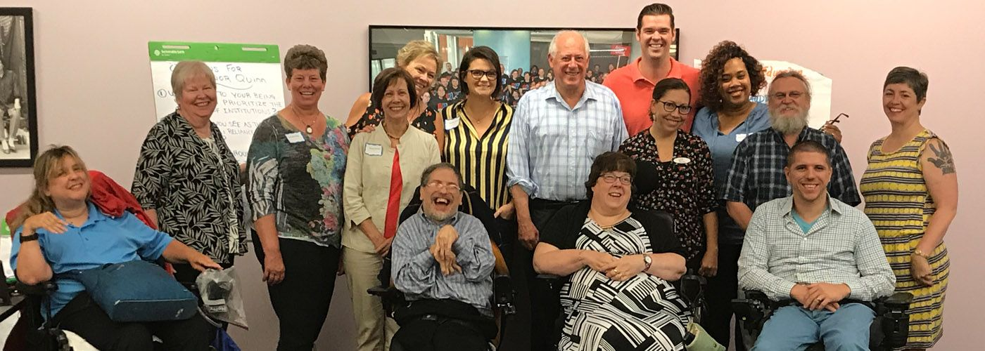 Illinois Council of Developmental Disabilities