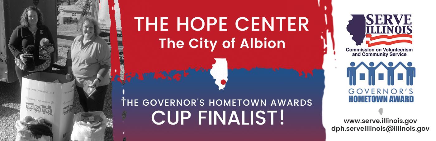 The Hoper Center- GHTA Cup Finalist