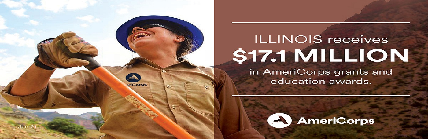 Illinois Receives 17.1 Million in AmeriCorps Grants and Education Awards