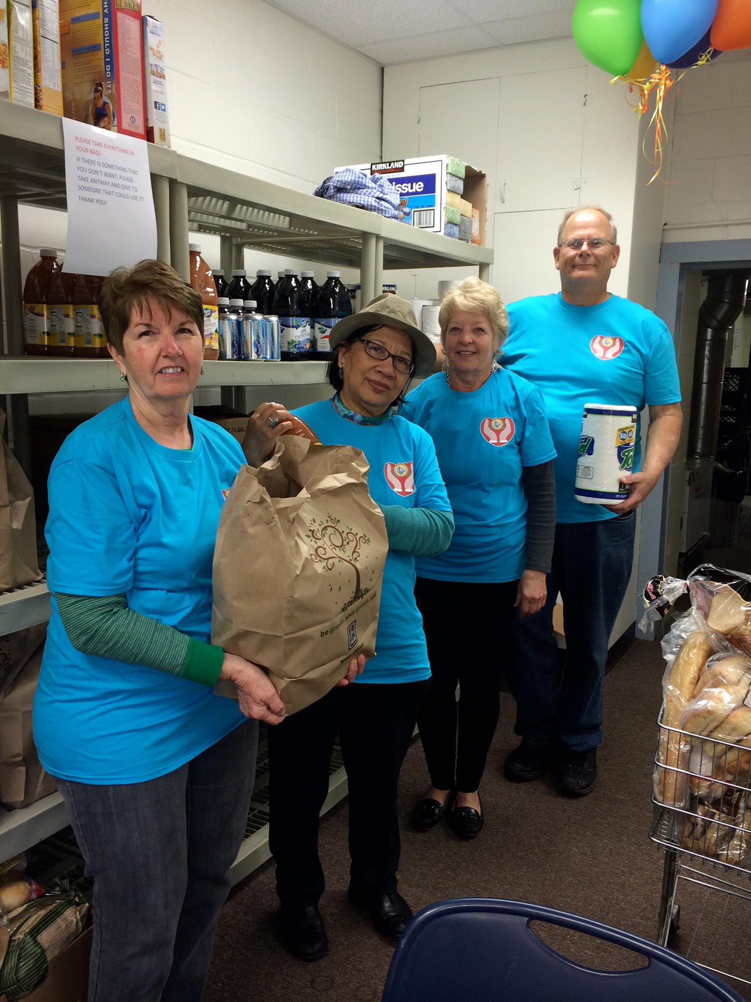 Waterloo Food Pantry