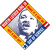 Martin Luther King, Jr. Day logo