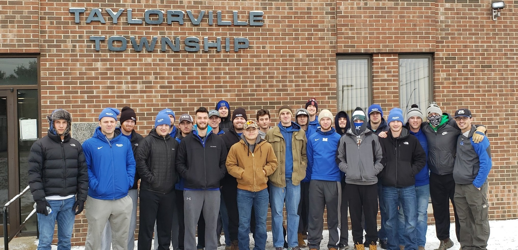 Millikin University Baseball Team