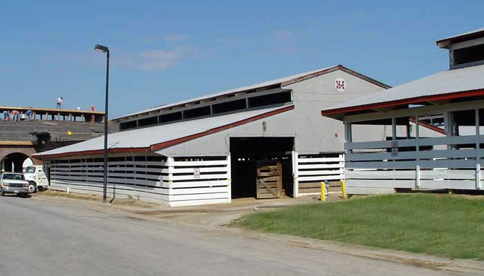 Tie-Out Barns