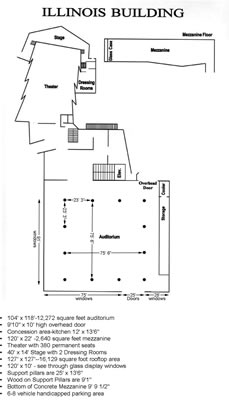 Illinois Building Diagram