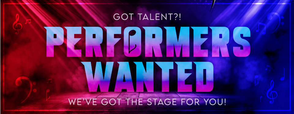 :erformers wanted for the 2020 Ilinois Stage Fair.  If you have the talent we have your stage.  Click to downlaod the application