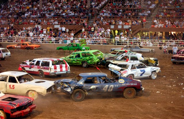 Demolition Derby pic