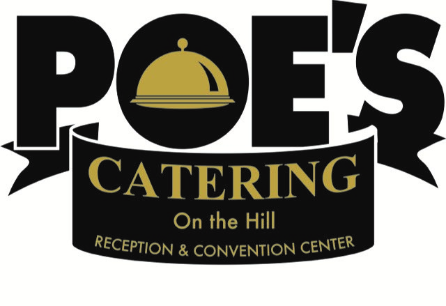 Poe's catering on the Hill reception and convention center