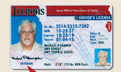 drivers license facility peoria il hours