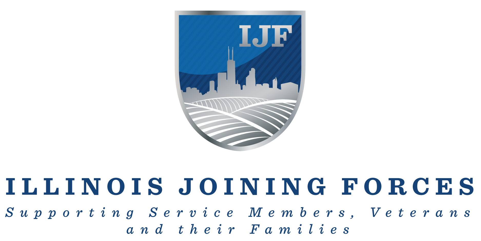 Illinois Joining Forces Logo